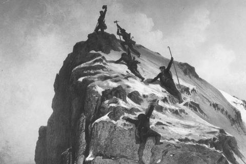Matterhorn: First ascent in 1865