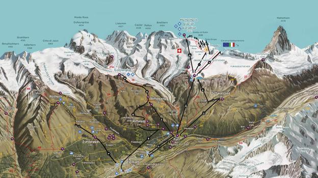 Zermatt Ski | Skiing in Switzerland & the Alps
