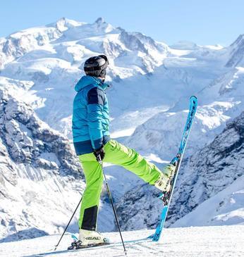 Private ski guide zermatt webcam