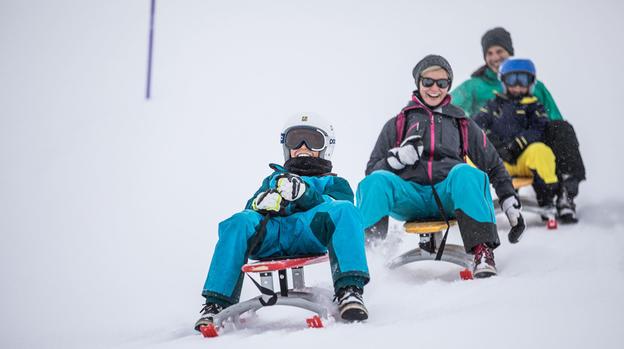 Winter Sports in Zermatt