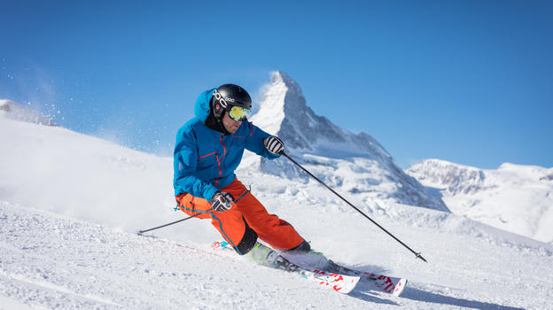 Winter holidays in the alps zermatt