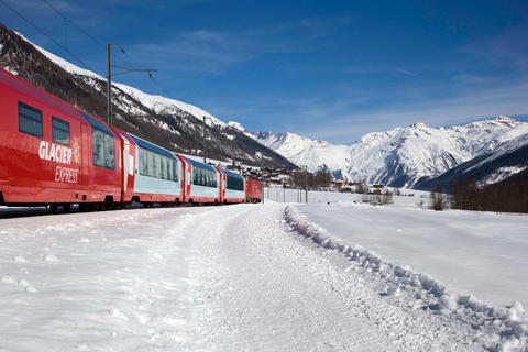 Swiss Travel Pass (3 Tage)