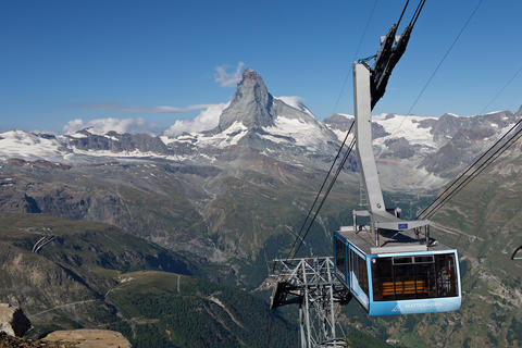 Railways and Air Zermatt