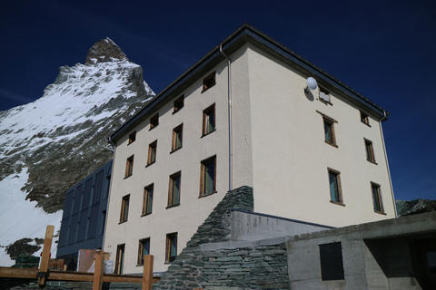 Zermatt: Hörnli hut dedication is tomorrow
