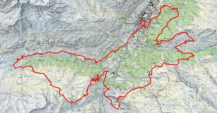 Hiking in the Alps and Zermatt Hiking Holidays in Switzerland