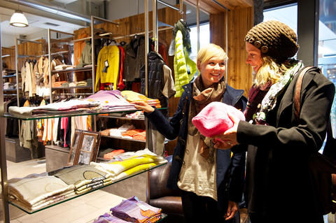 Zermatt - shopping - luxe