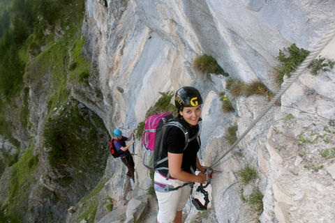 Via Ferrata: Good to the Last Drop of Water