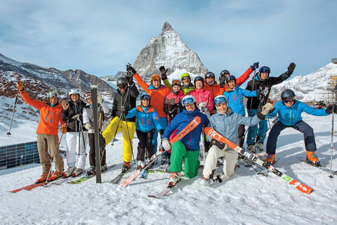 Ski-Festival Zermatt: The exclusive skiing event with star guests