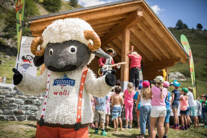 Wolli am Wolli Kids Festival 2017