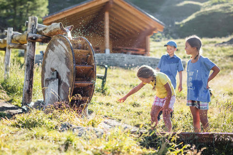 Summer Activities with Children - Mountains
