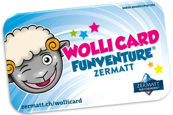 Wolli Card   Zermatt, Schweiz