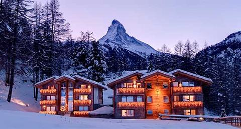 Best mountain hotels in Switzerland