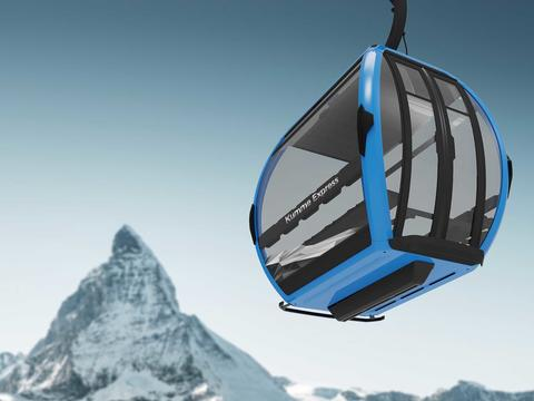 First operator-free gondola in Switzerland