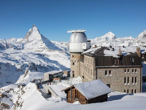 Switzerland's highest hotel