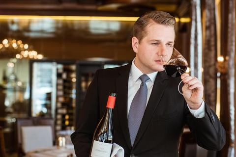Best sommelier in Switzerland