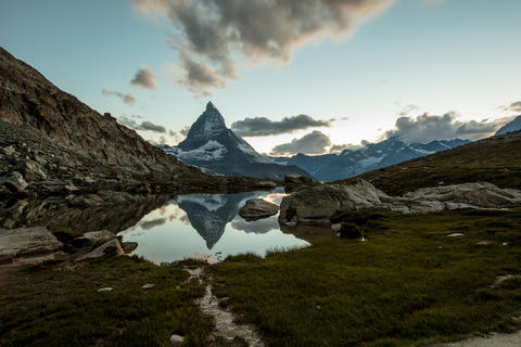 Adventures around Zermatt