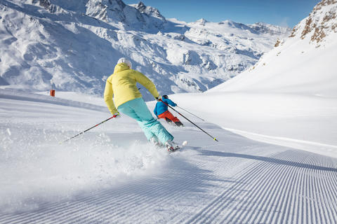 77 km of open pistes from 12 December 2020