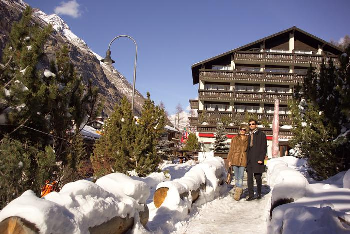 Hotel Antares in Zermatt will be managed by the Hamburg hotel group Bikini Island & Mountain Hotels.