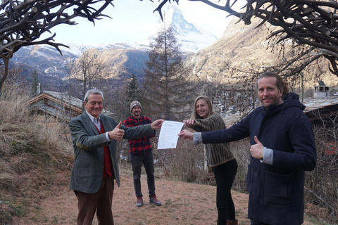 CERVO Mountain Resort receives sustainability label  (1)
