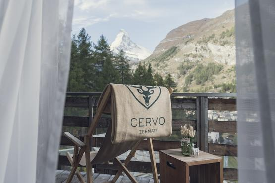 The Cervo Mountain Boutique Resort wins an award.