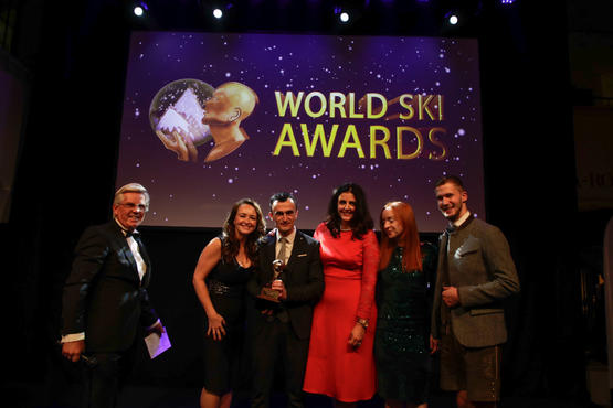 Chalet Les Anges receives World's Best Ski Chalet Award 2018