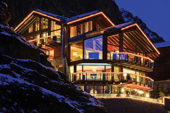Chalet Zermatt Peak named world's best ski chalet