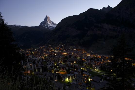 Zermatt and the Matterhorn awaken dreams in Swiss travellers. They give the highest ratings to the village at the foot of the Matterhorn. Therefore, Zermatt is the 2017 winner in Switzerland of the Travellers' Choice Awards.