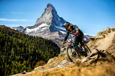 Enduro World Series 2019 in Zermatt