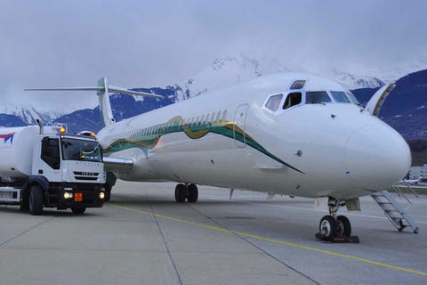 Direct Flights from the UK to the Valais