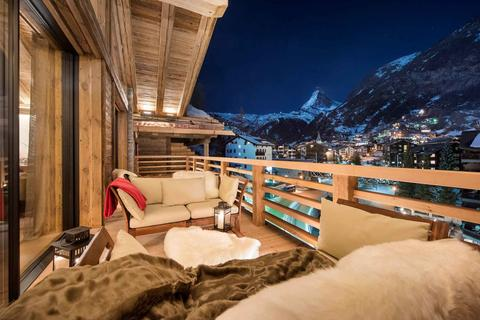 New Luxury Chalets at 7 Heavens