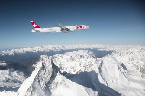 London – Sion – Zermatt Flights
