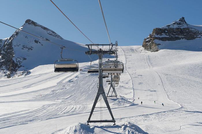Skifahren in den Alpen im besten Skigebiet | Zermatt on
