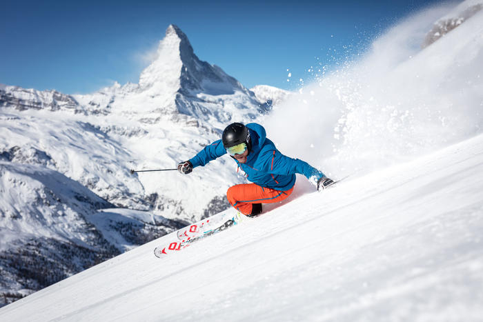 For the fourth year in a row, Zermatt again finished first among the winter sports destinations in the Alps.