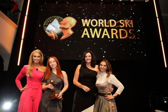 Chalet Les Anges erhält den World's Best Ski Chalet Award 2019.
