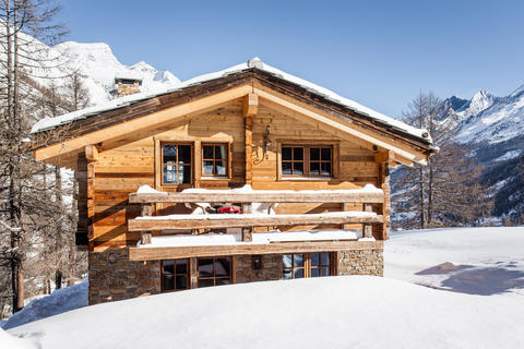 Mountain Chalet 4 You