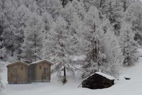 New chalet for BaseCamp Hotel & Apartments