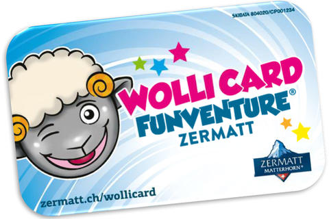 Wolli Card for children