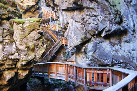The Gorner Gorge renovation