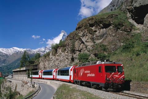Short Section Glacier Express