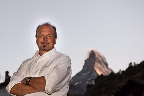 New chef in the Grand Hotel Zermatterhof