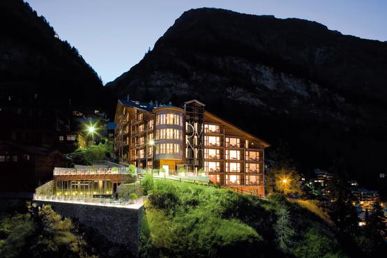 The Omnia is the friendliest Hotel in Switzerland in the luxury hotel category.
