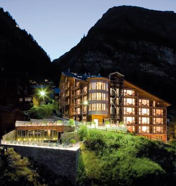 Zermatt Now Home To Four 5 Star Superior Hotels