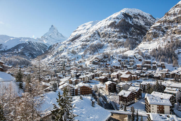 According to TripAdvisor Zermatt is the best travel destination in Switzerland for 2018.