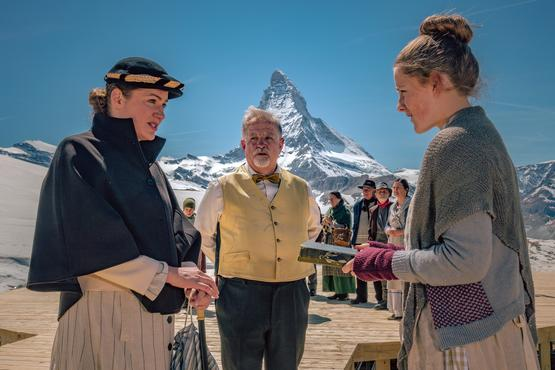 Zermatt Open Air Theatre 2019