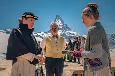 More than 12,500 people visited this year's Zermatt Open Air Theatre (1)