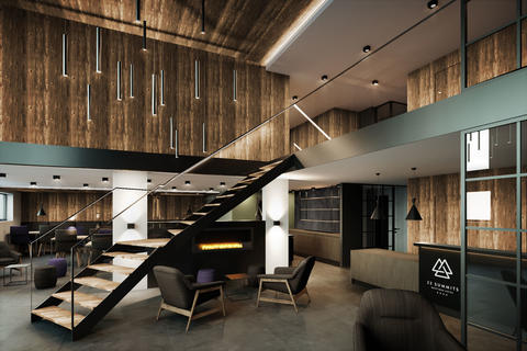 New Boutique Hotel 22 Summits