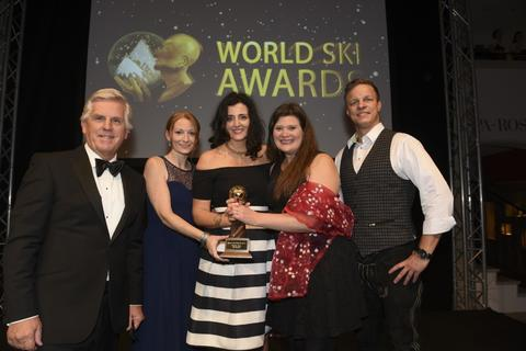 World Ski Awards_Les Anges