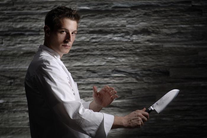 Star chef Ivo Adam was given his second Guide Michelin star in the After Seven restaurant.