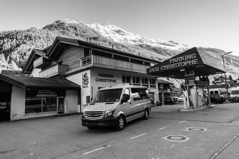 Parking & Transfer Täsch-Zermatt