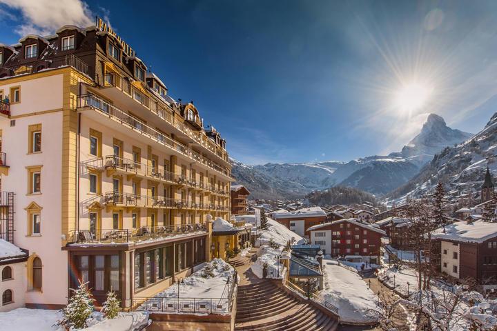 Parkhotel Beau Site - Winter